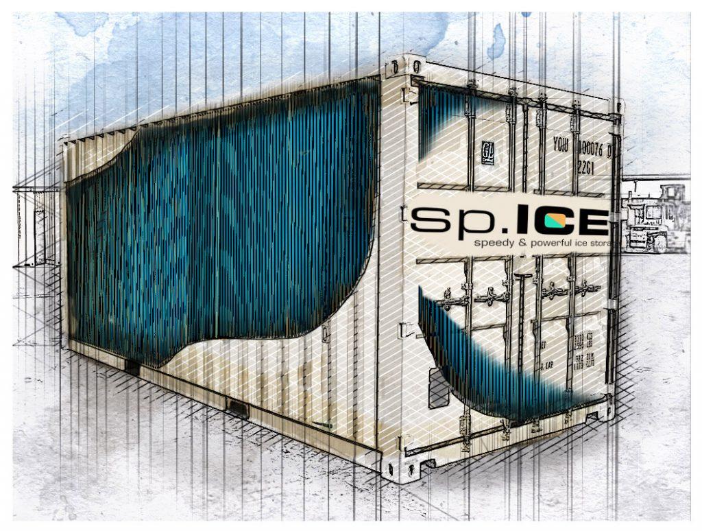 sp.ICE | Wärmeübertrager